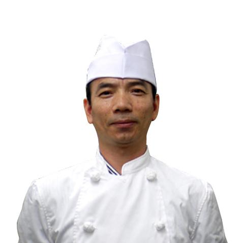 横浜ビジネスパーク店総料理長林峰